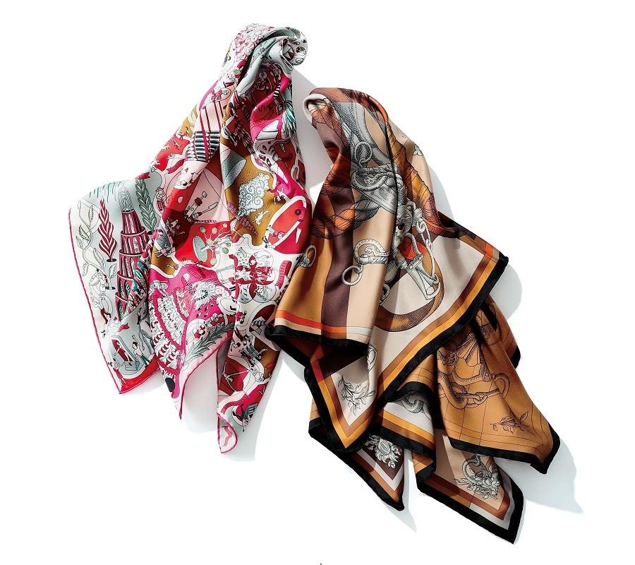 エルメスのスカーフ