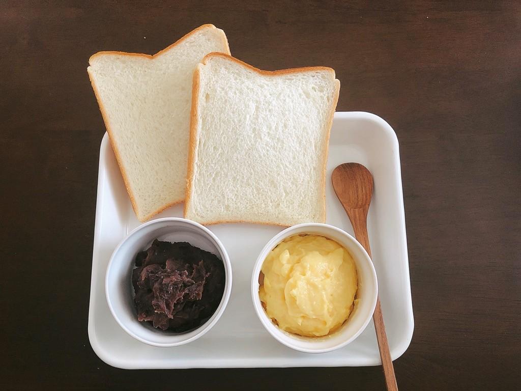 スイーツパン材料