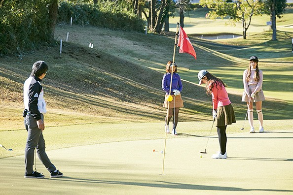 ゴルフ6期生