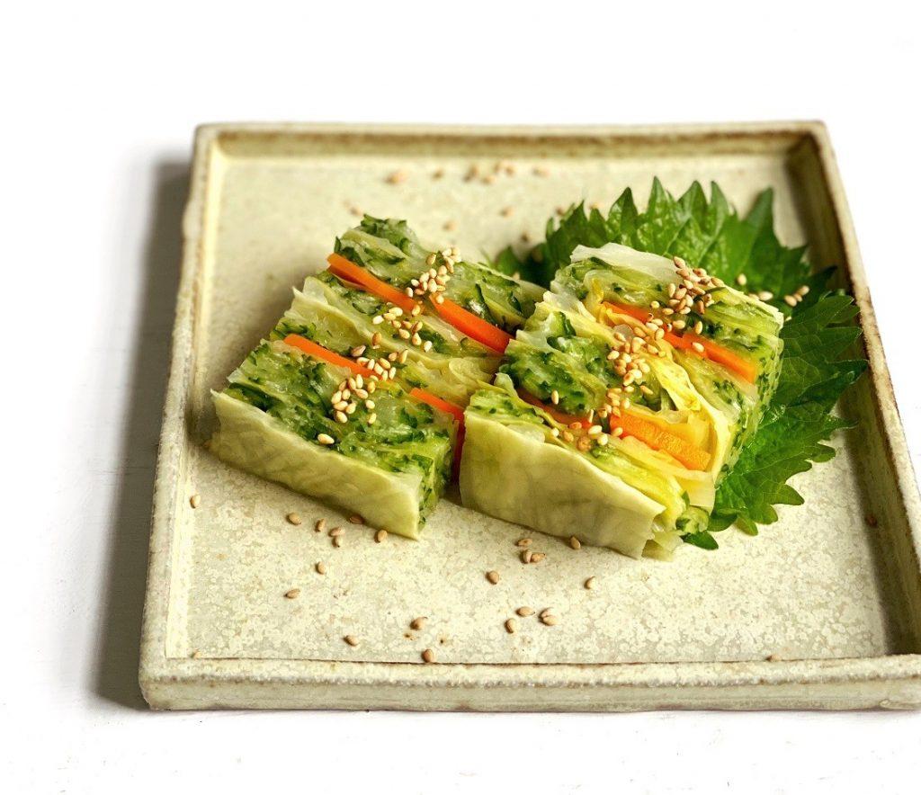漬物風サラダ