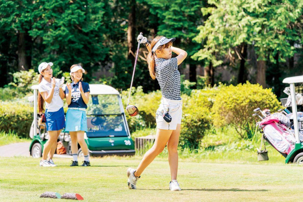 ゴルフ 七期生