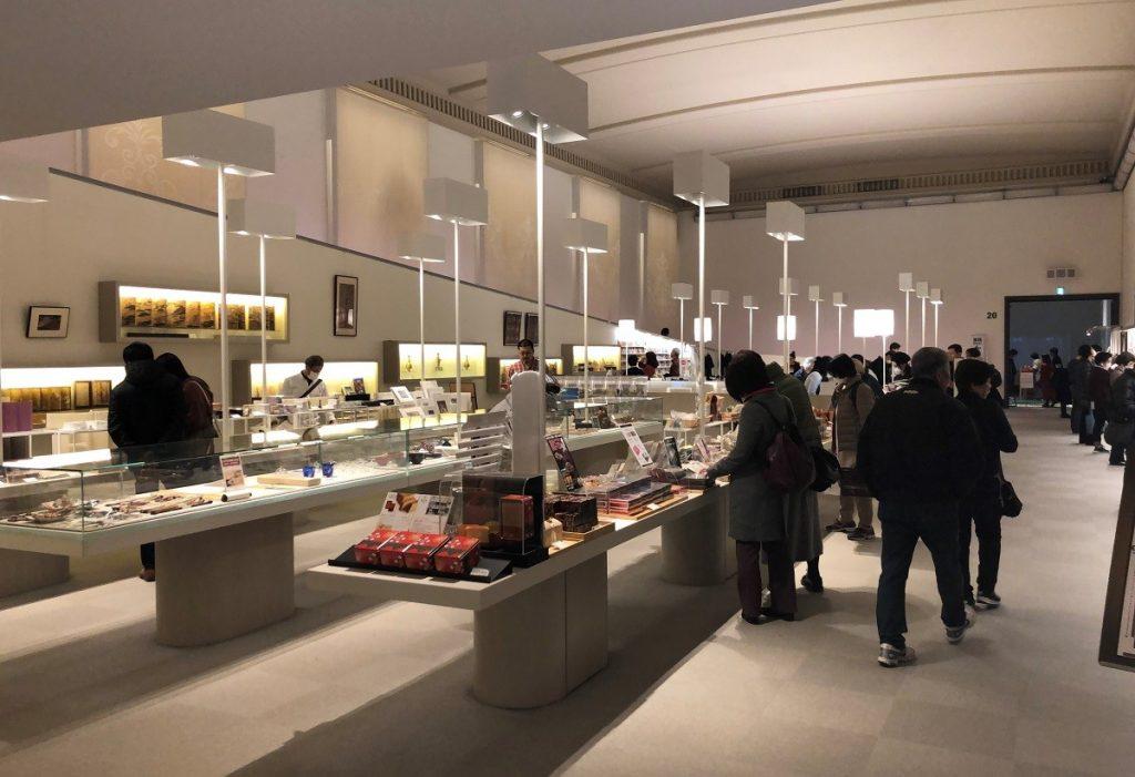 東京国立博物館売り場