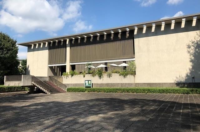 日本近代文学館