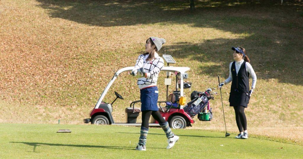 ゴルフ2期