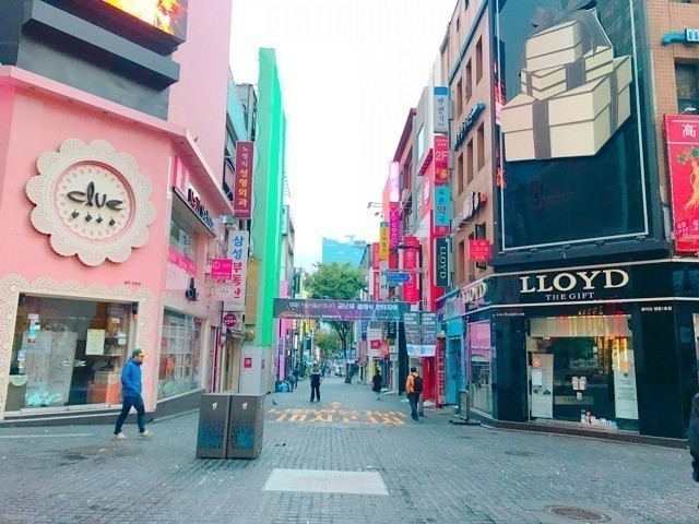 ソウルの街