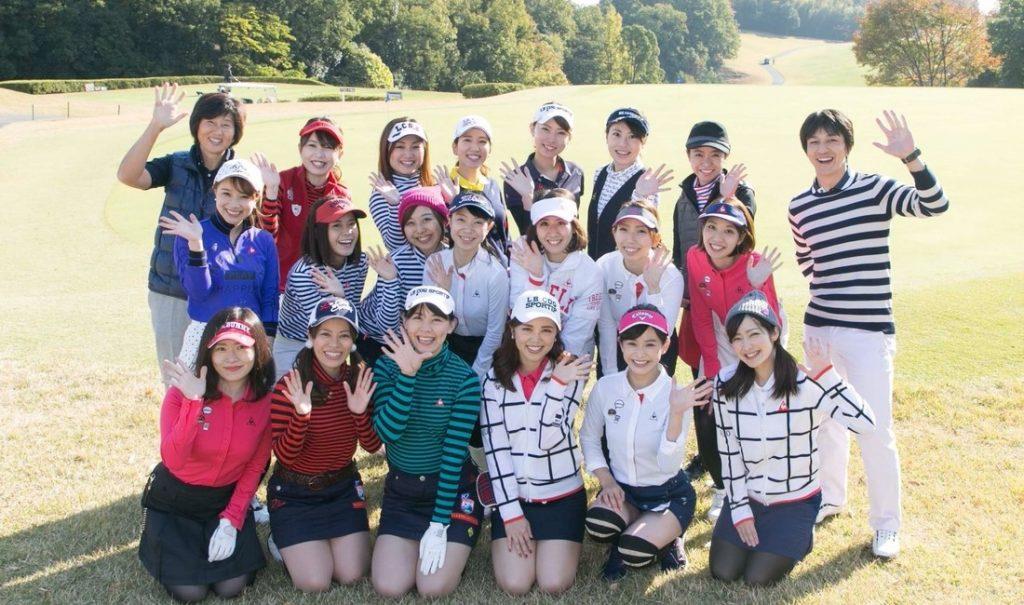 ゴルフ2期生