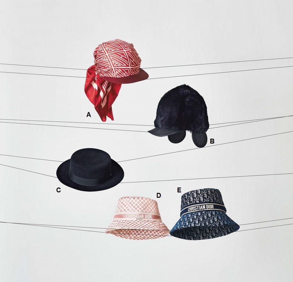 ワクワクする帽子