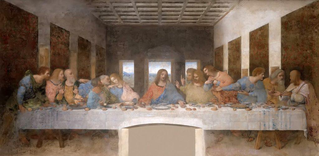 レオナルド・ダ・ヴィンチ《最後の晩餐》