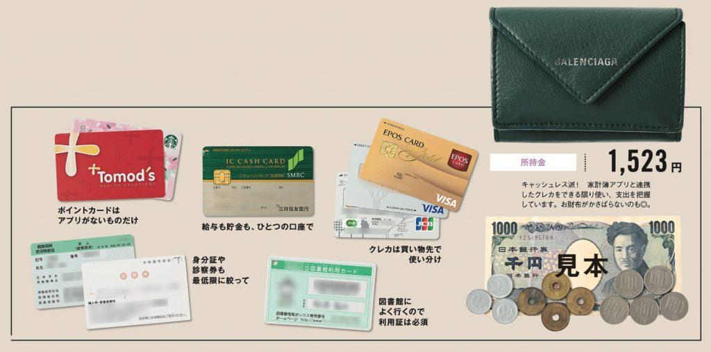 26歳女性のお財布事情