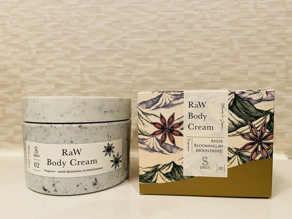 RaW Body Cream
