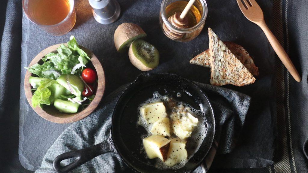カマンベールチーズの食べ方