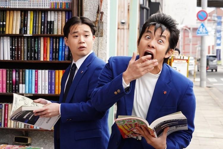 ©西森博之/小学館 ©2020「今日から俺は!!劇場版」製作委員会