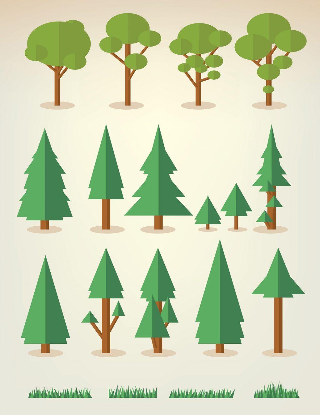 松の木イメージ