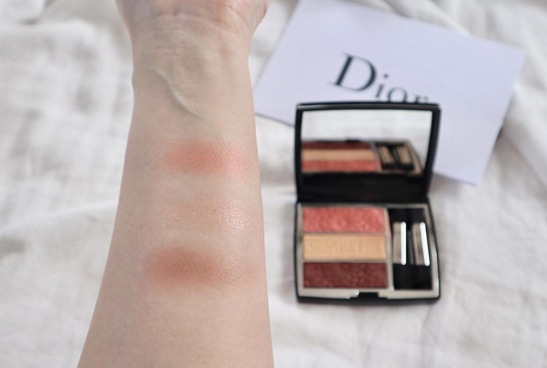 Dior トリオ ブリック パレット