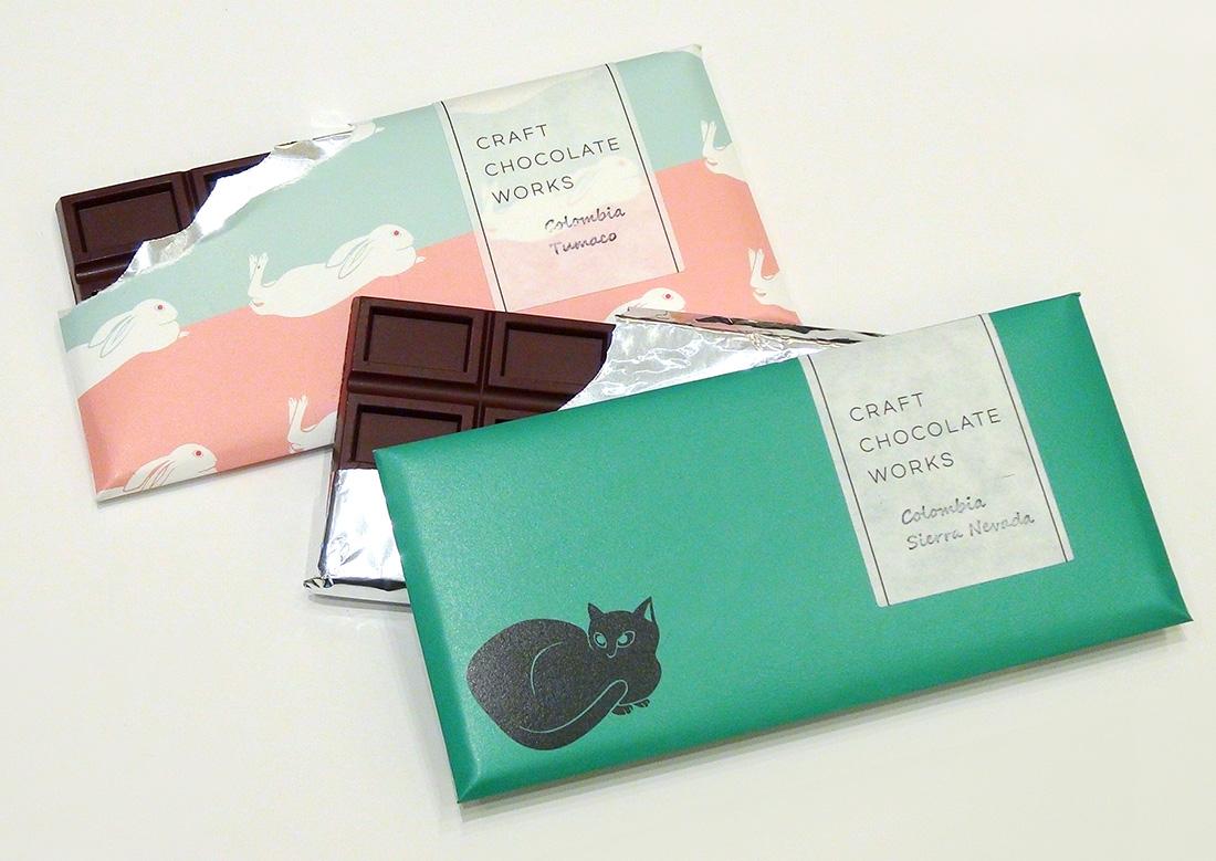 速水御舟《翠苔緑芝》チョコレート 兎、猫 08