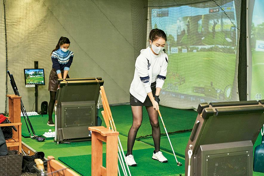GINGERゴルフチーム