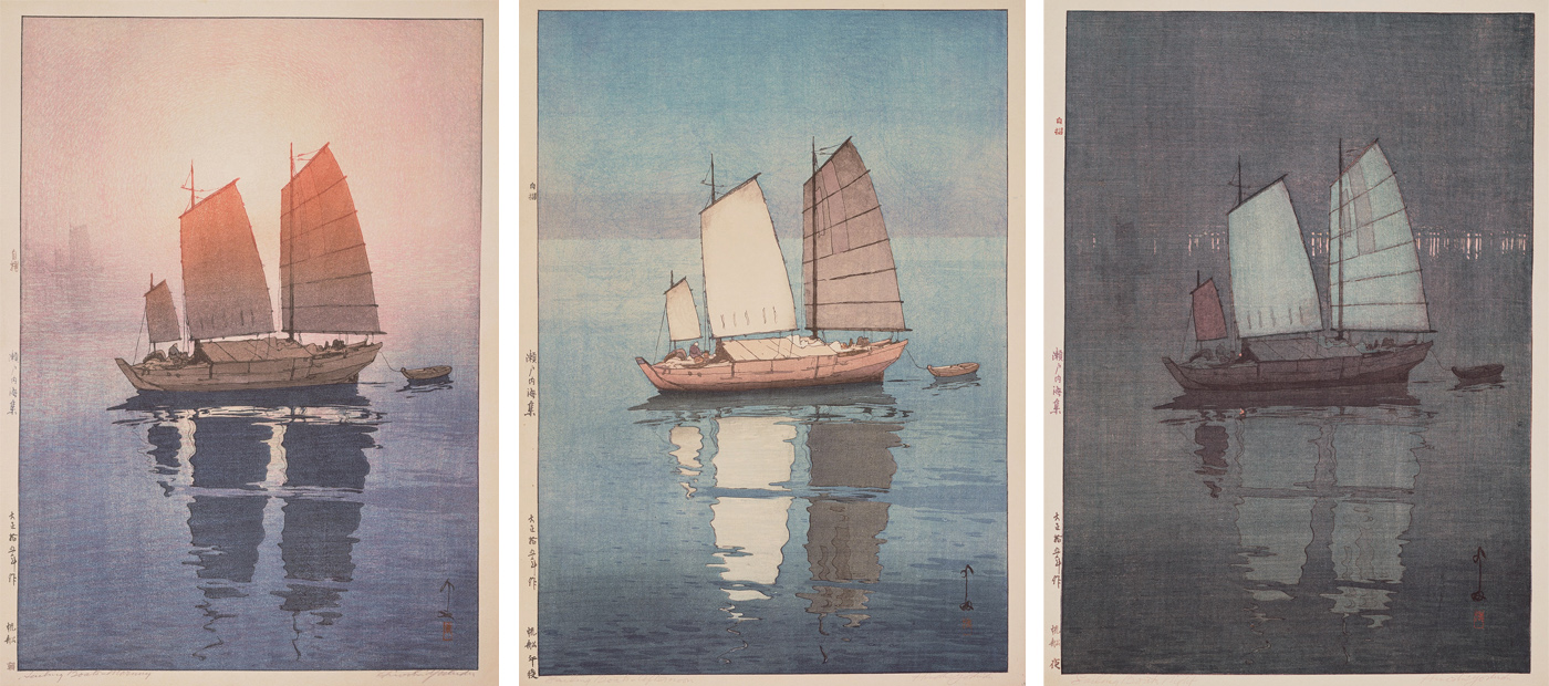 瀬戸内海集 帆船