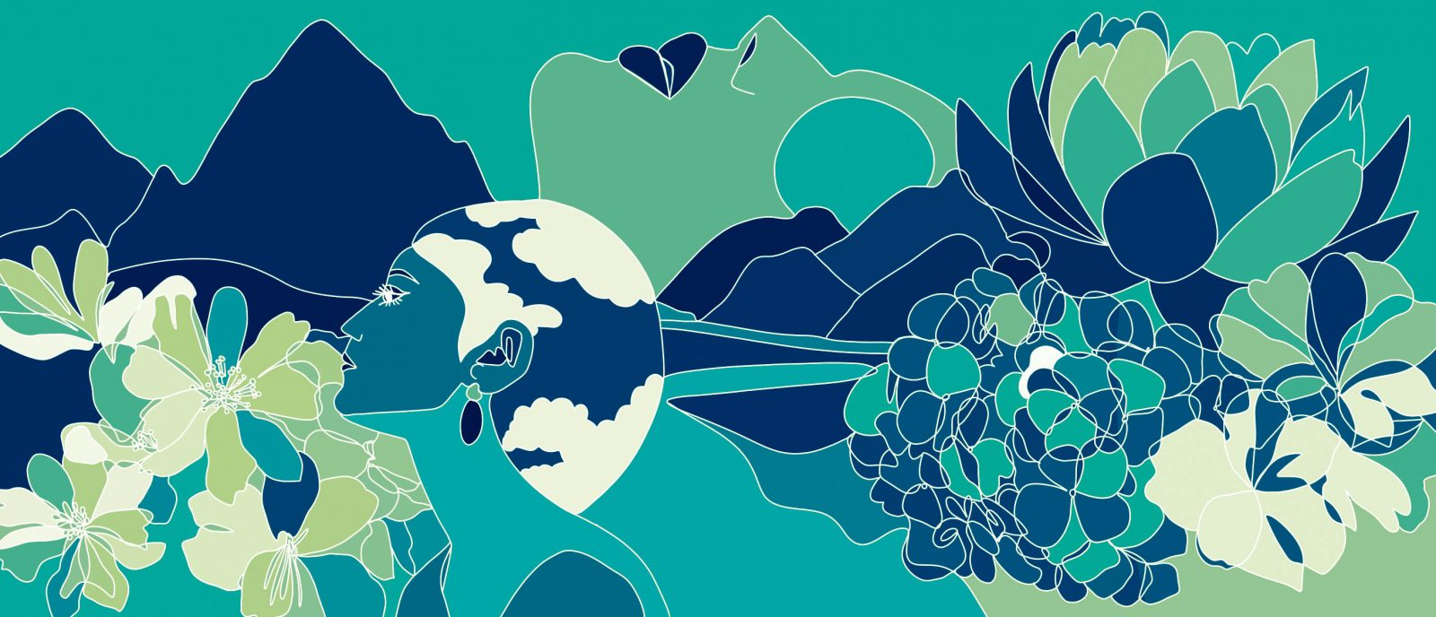 天星「地球」イメージ
