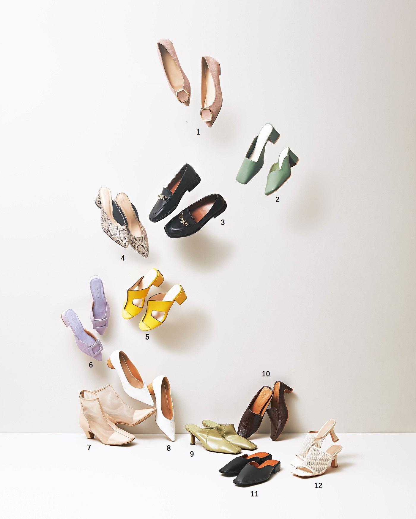 ハイコスパ靴