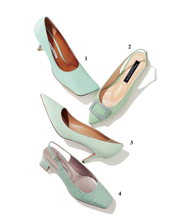 春トレンド靴