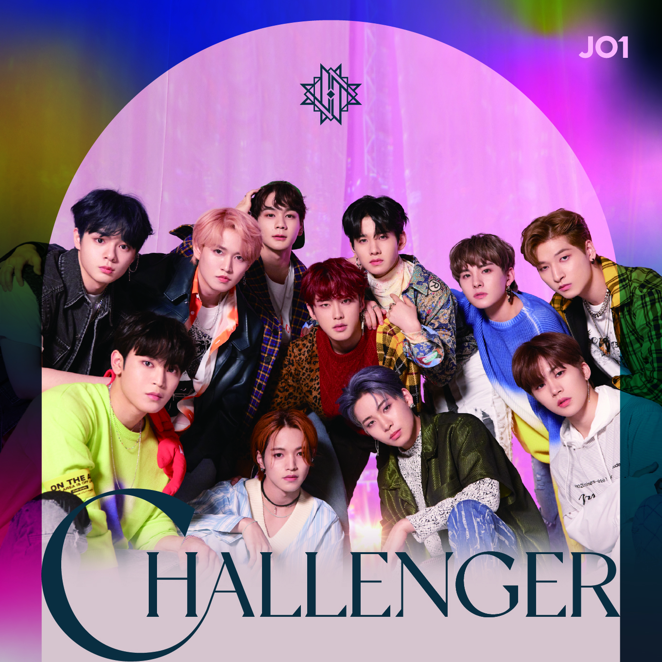 『CHALLENGER』