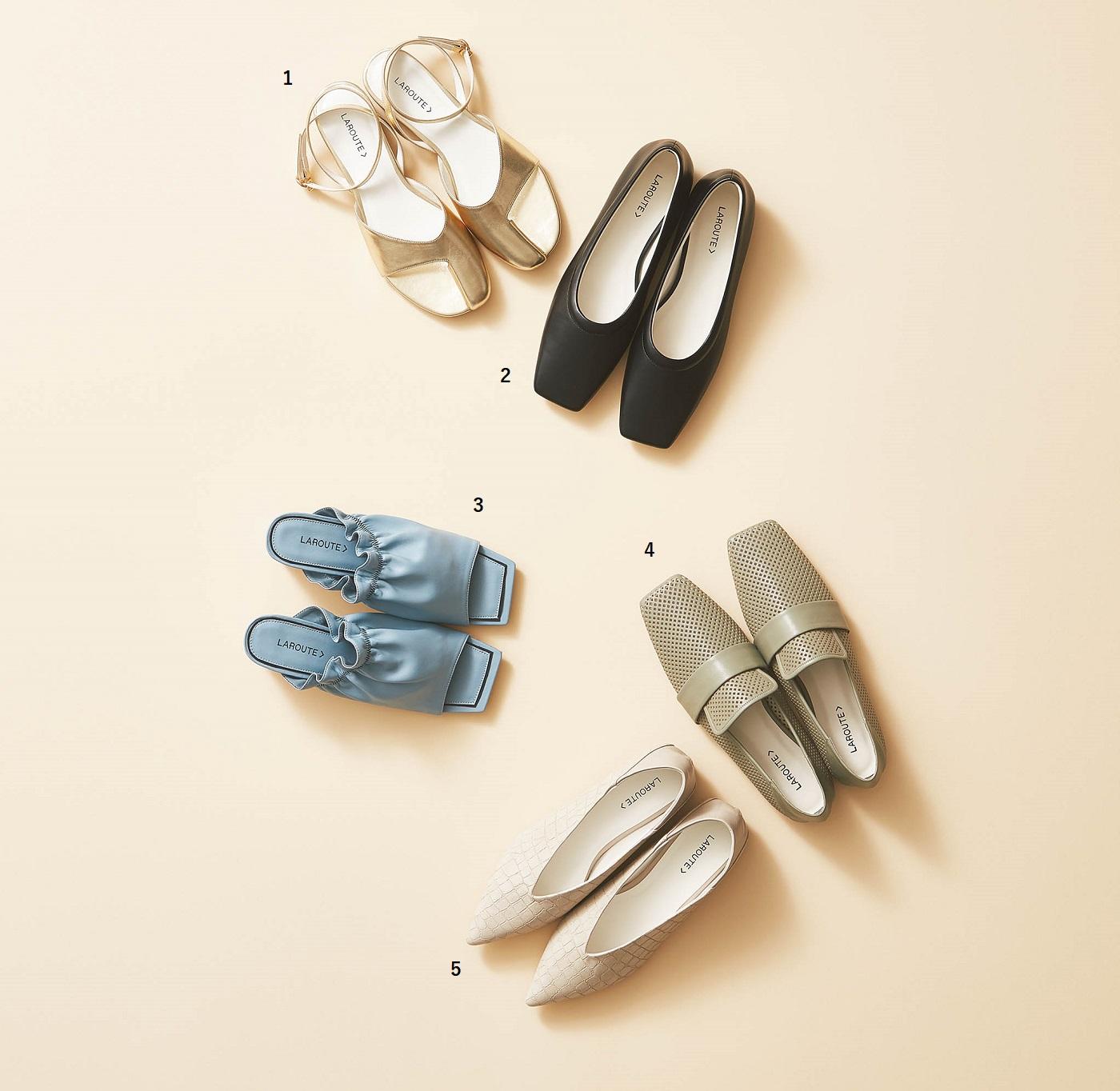 プチプラ靴