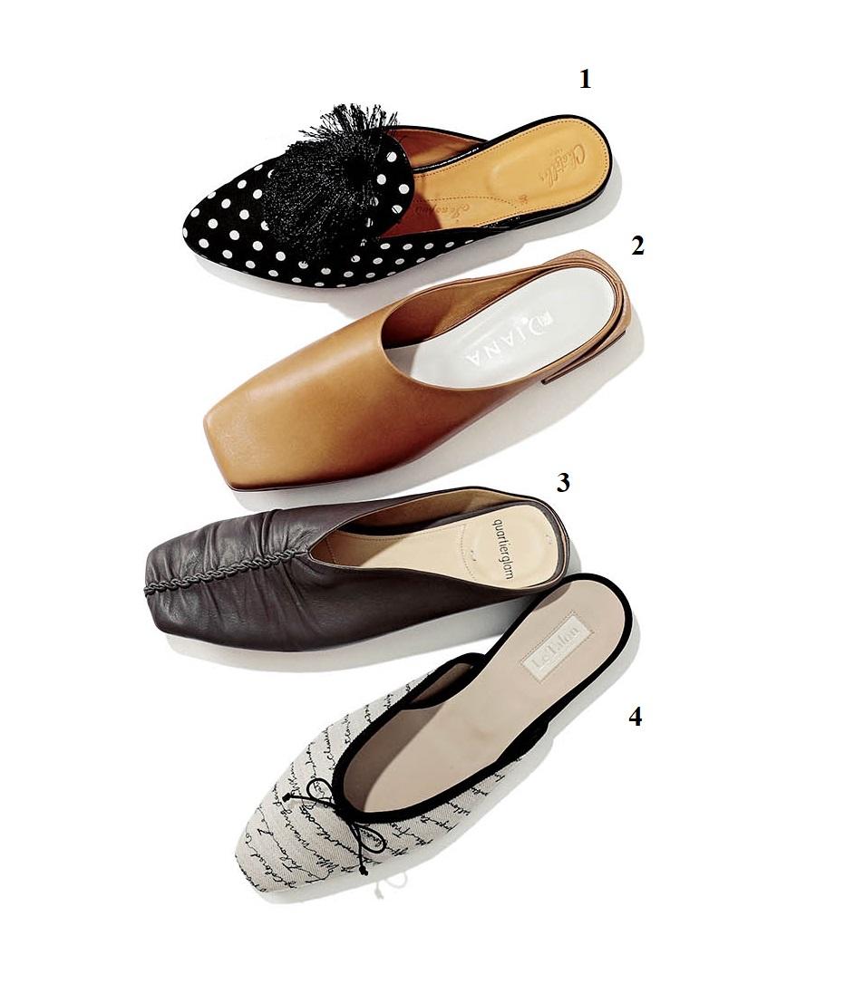 2021春トレンド靴