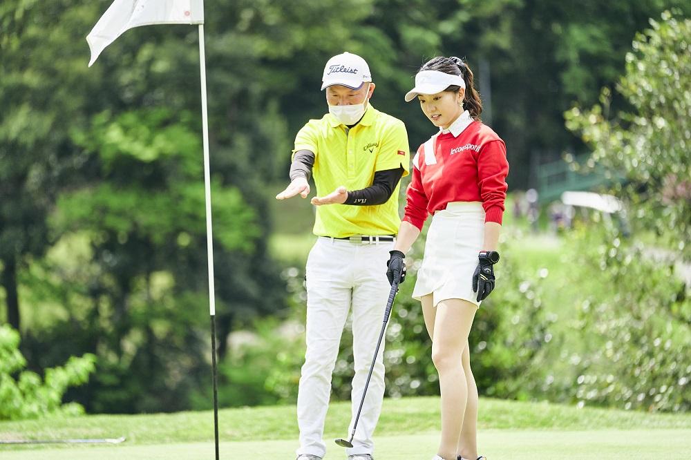 ゴルフチーム