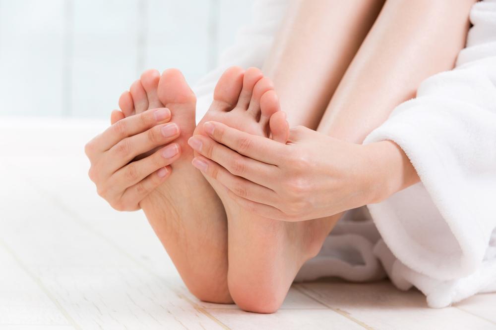 足のイメージ