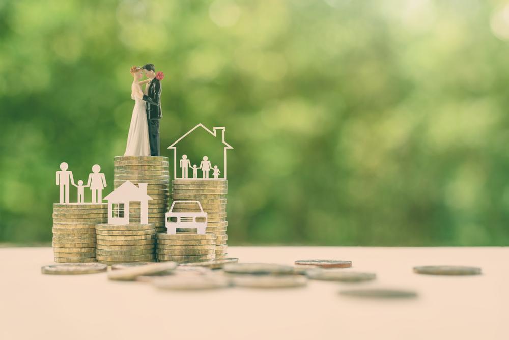 結婚とお金