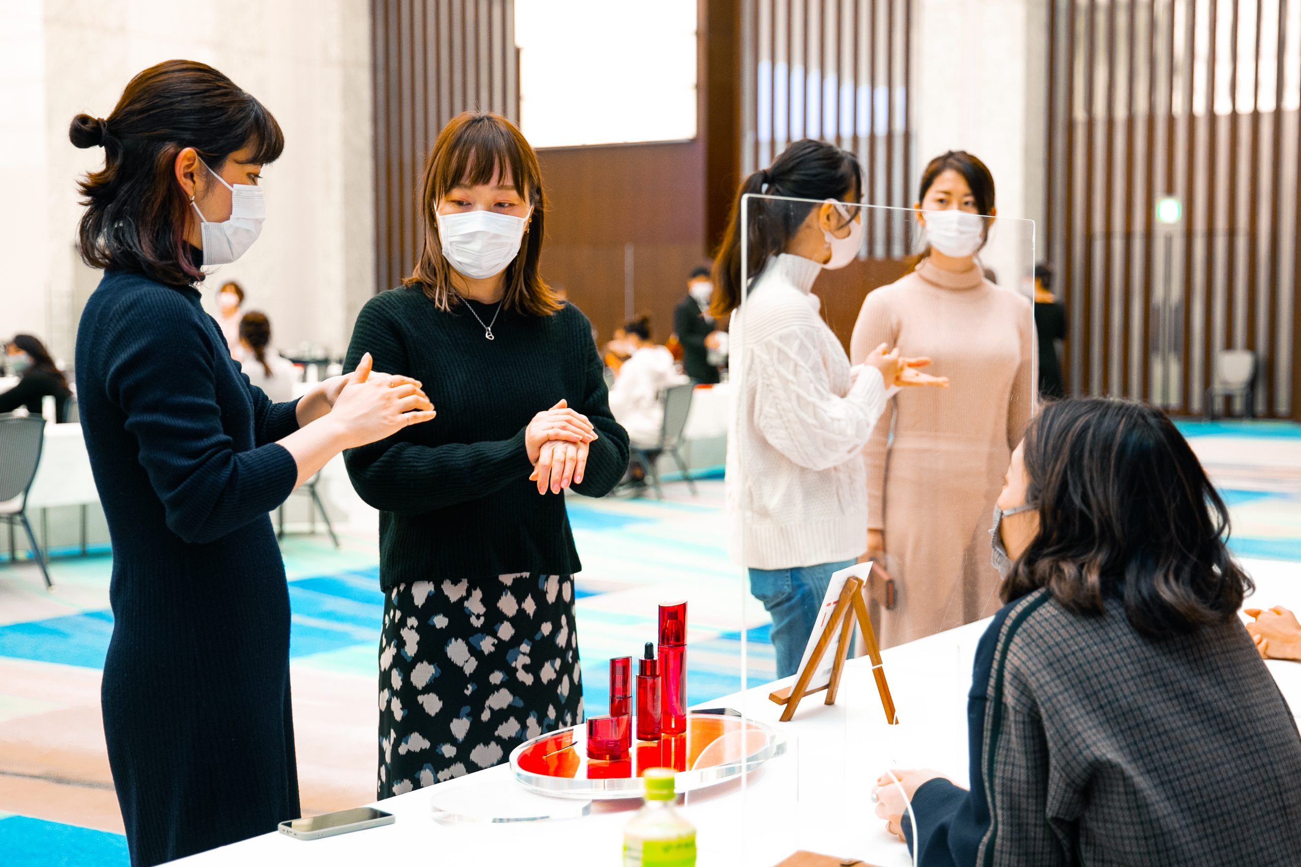 GINGER Beauty Camp