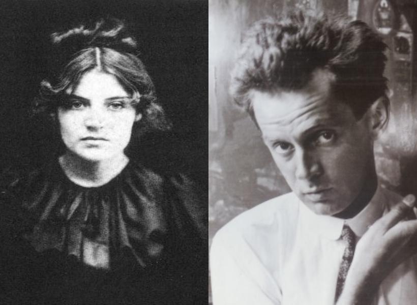 シュザンヌ・ヴァラドンとエゴン・シーレ