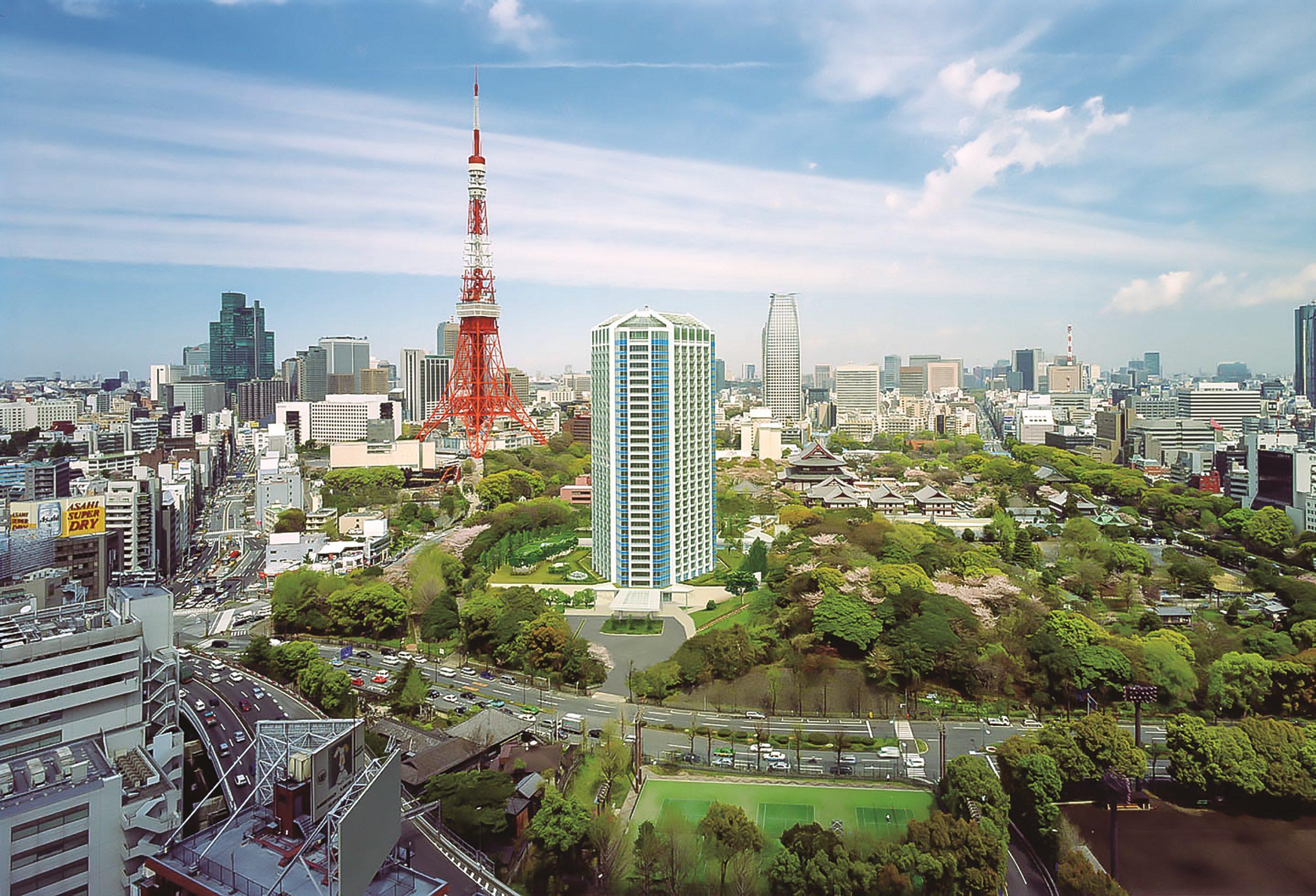 ザ・プリンスパークタワー東京外環